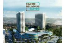 600juta siap Huni  Apartement Cinere Bellevue bisa Kredit Bank