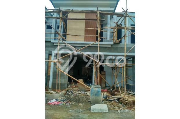 Dekat Transpark Cibubur, The 8 Town House Pastikan KPR DP 0 % 17996093
