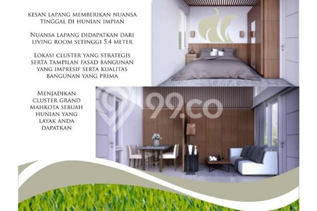 RUMAH BARU MURAH DI GRAND MAHKOTA DP HANYA 50 JT-AN 16510120
