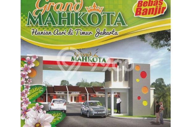 RUMAH BARU MURAH DI GRAND MAHKOTA DP HANYA 50 JT-AN 16510135