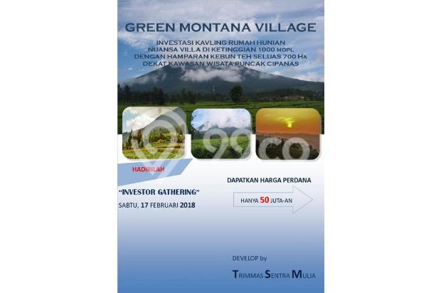 Green Montana Village, Gathering Investor 17 Feb 2018 di Puncak Cipanas. 15829215