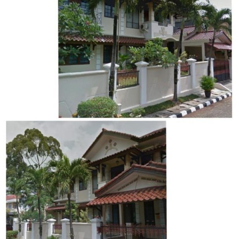 Rumah ditengah kota dan strategis di Villa Indah Pajajaran
