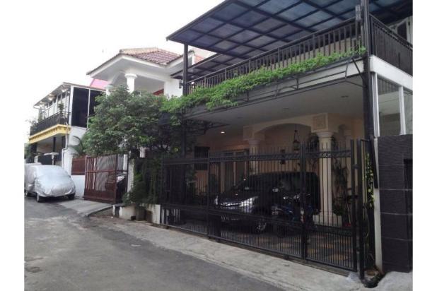 DiJual Rumah Bagus Baru Renovasi di Kebon Jeruk Baru, Jakarta Barat Luas Ta 7339928