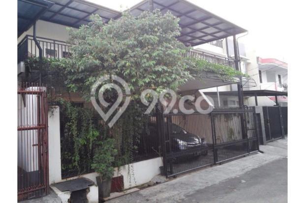 DiJual Rumah Bagus Baru Renovasi di Kebon Jeruk Baru, Jakarta Barat Luas Ta 7339929