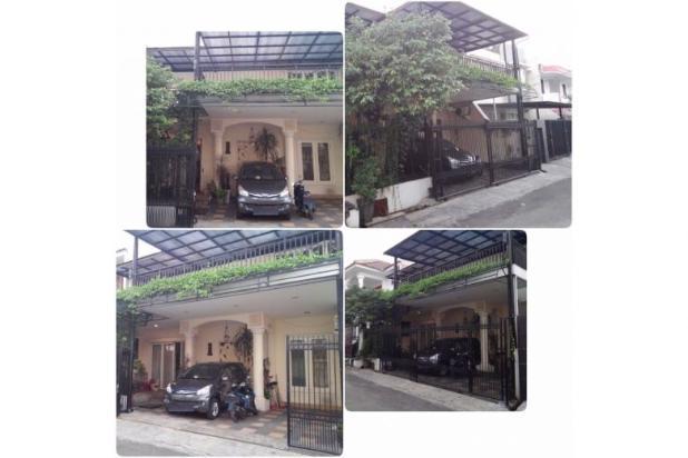 DiJual Rumah Bagus Baru Renovasi di Kebon Jeruk Baru, Jakarta Barat Luas Ta 7339937