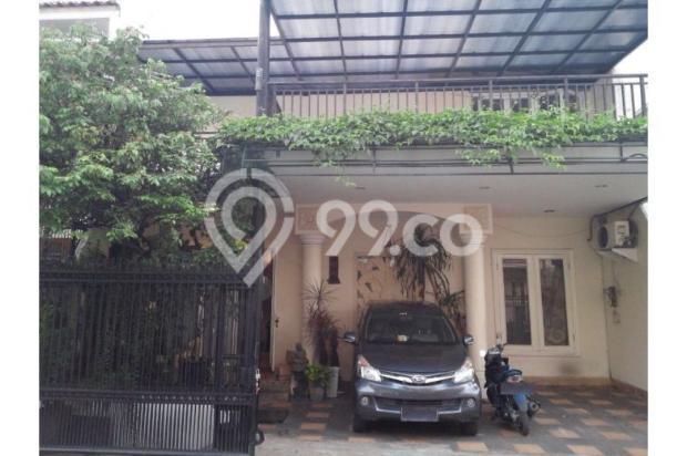 DiJual Rumah Bagus Baru Renovasi di Kebon Jeruk Baru, Jakarta Barat Luas Ta 7339936