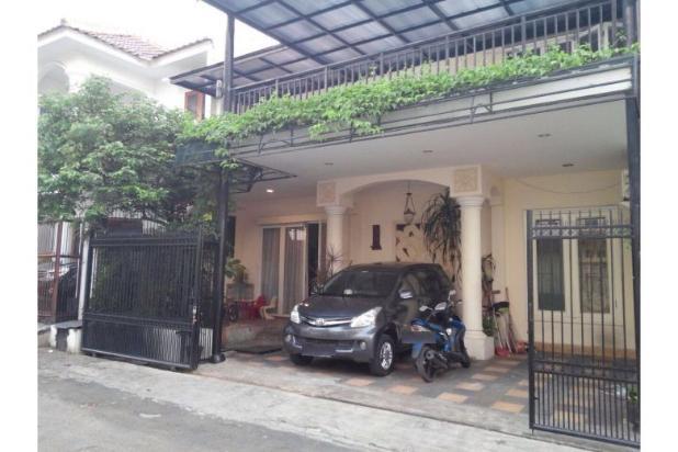 DiJual Rumah Bagus Baru Renovasi di Kebon Jeruk Baru, Jakarta Barat Luas Ta 7339935