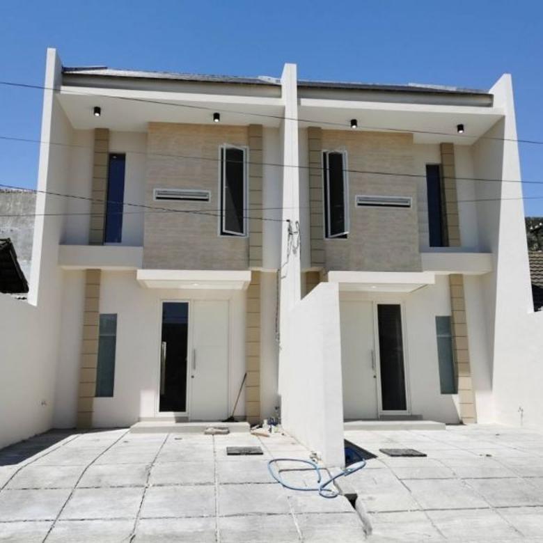 2 UNIT! Rumah SHM 2lt Rungkut Barata 100% GRESS, UNFURNISH