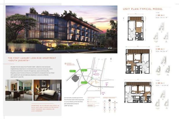 Apartemen Kasamara Pondok Indah  jakarta 15423572