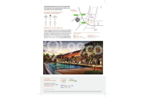 Apartemen Kasamara Pondok Indah  jakarta 15423577