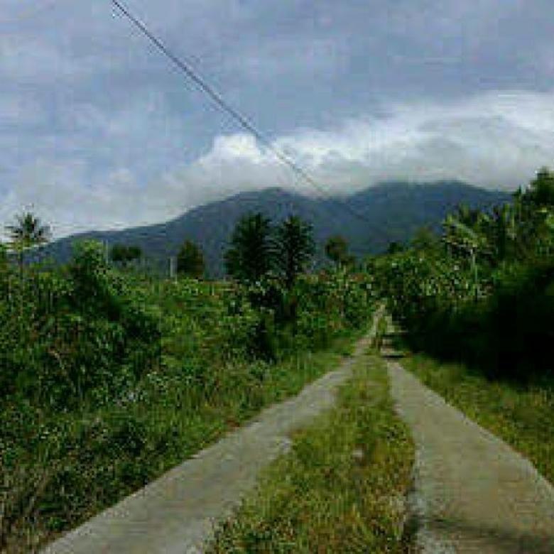 Jual Tanah Strategis di Pinggir Jalan di Cimelati Sukabumi OP622