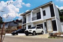 Rumah Cantik 2 Lantai di Bogor (Algira Town House 1)