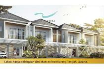 Rumah Dijual di Cipondoh Tanggerang, The Riviera