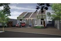 Dekat dengan Jalan Raya, Rumah di Cilodong di Jual Murah