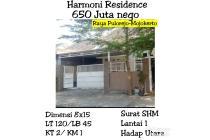 Rumah siap huni Harmoni Residence pulorejo mojokerto