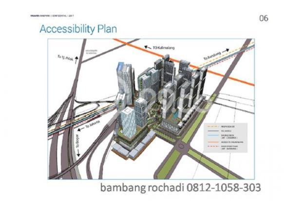 Apartemen dan Ruko di kawasan MM2100 cibitung Vasanta Innopark 12299212