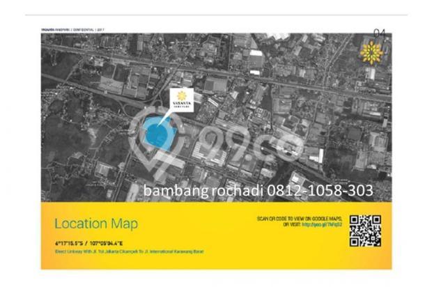 Apartemen dan Ruko di kawasan MM2100 cibitung Vasanta Innopark 12299211