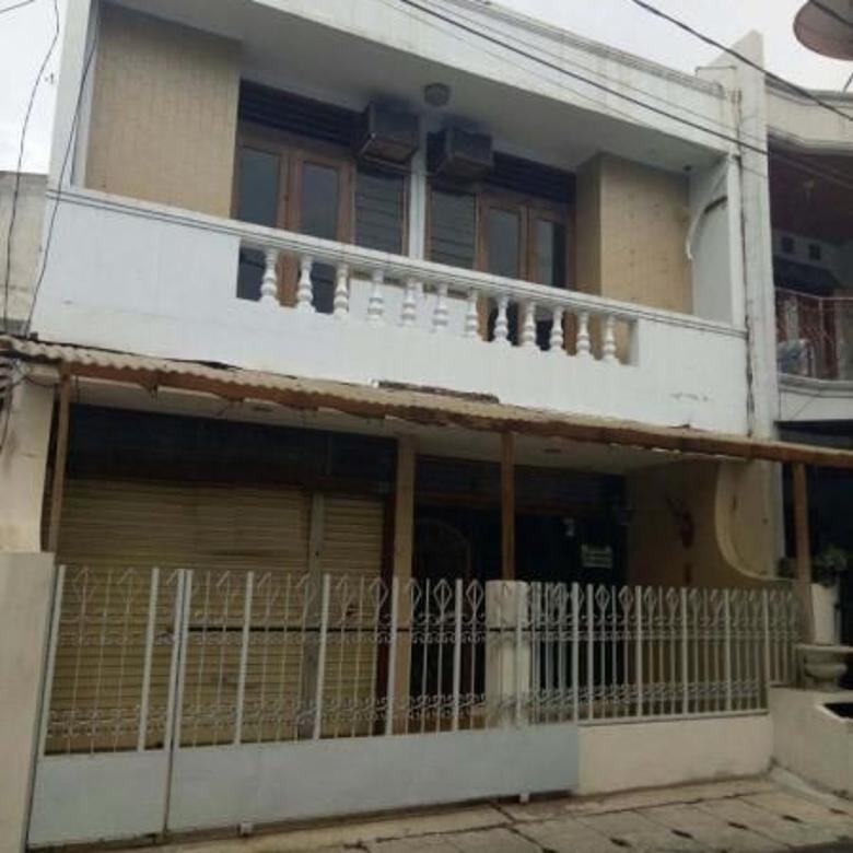 KODE :06582(Jf/Jh) Rumah Dijual Jakarta Timur, Luas 7x14 Meter (98 Meter)