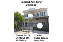 Rumah Rungkut Asri Timur Kec Rungkut Surabaya Timur Luas Besar