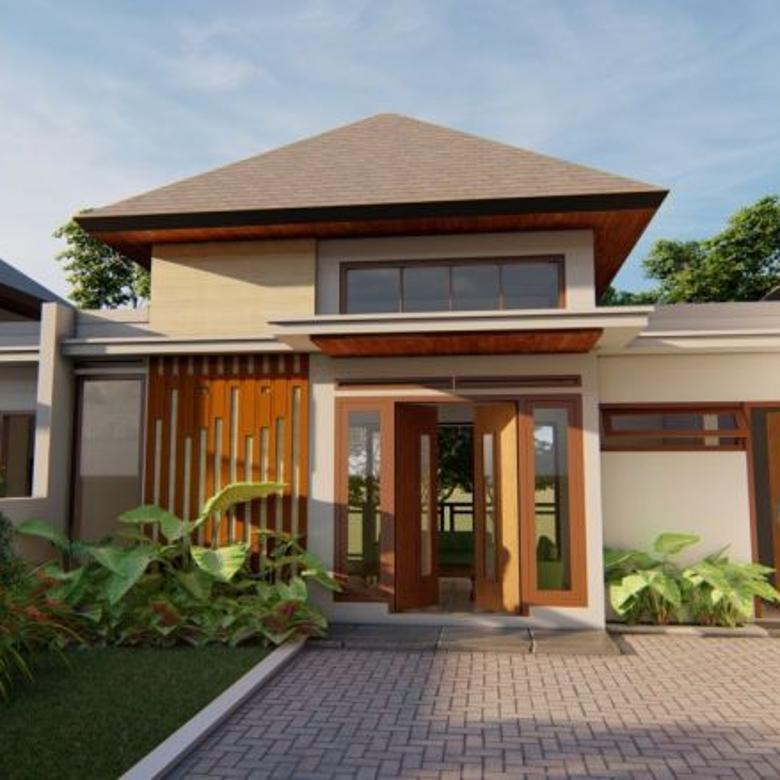 Terlaris! Rumah 2 Lantai Syariah di Cimuncang Bandung