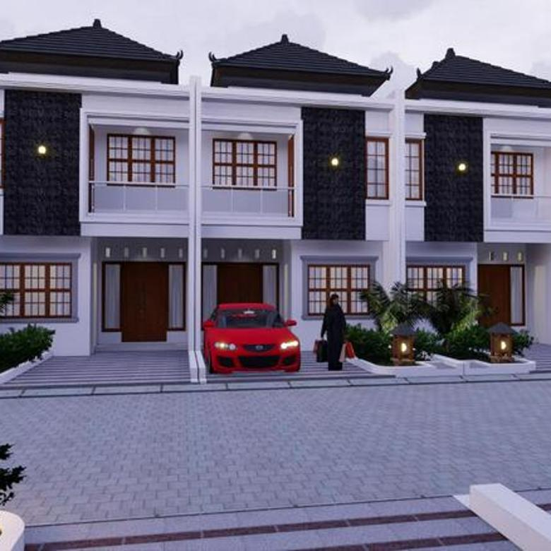 Rumah cantik 2 lantai diradar auri cimanggis depok