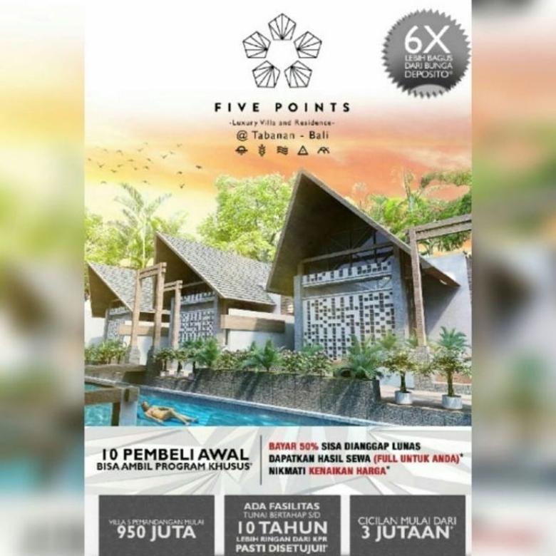 Vila Bali Five Points