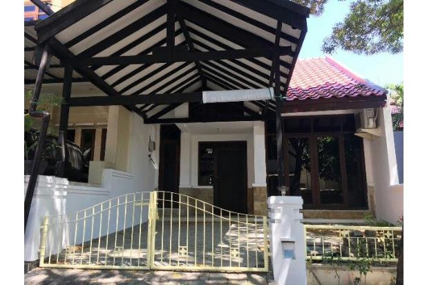 Rumah Full Renov, ROW jalan lebar di Taman Gapura Citraland, Surabaya Barat 13424993