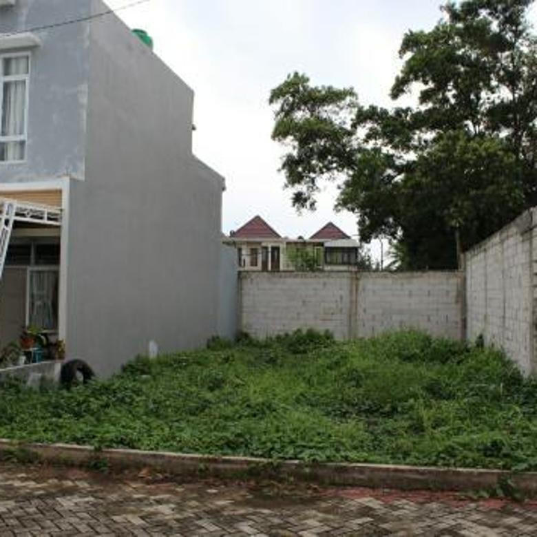 Nego, Kav. Perumahan Islami, lokasi selangkah ke stasiun LRT Cibubur. (Developer)