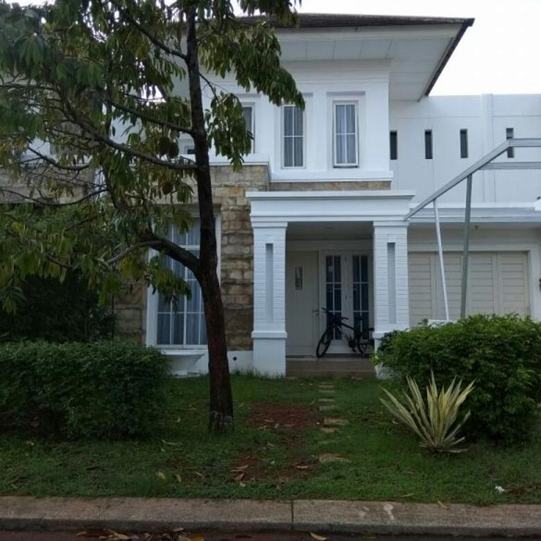 Rumah Dijual Di Alam Sutera Cluster Olivia - Situs ...
