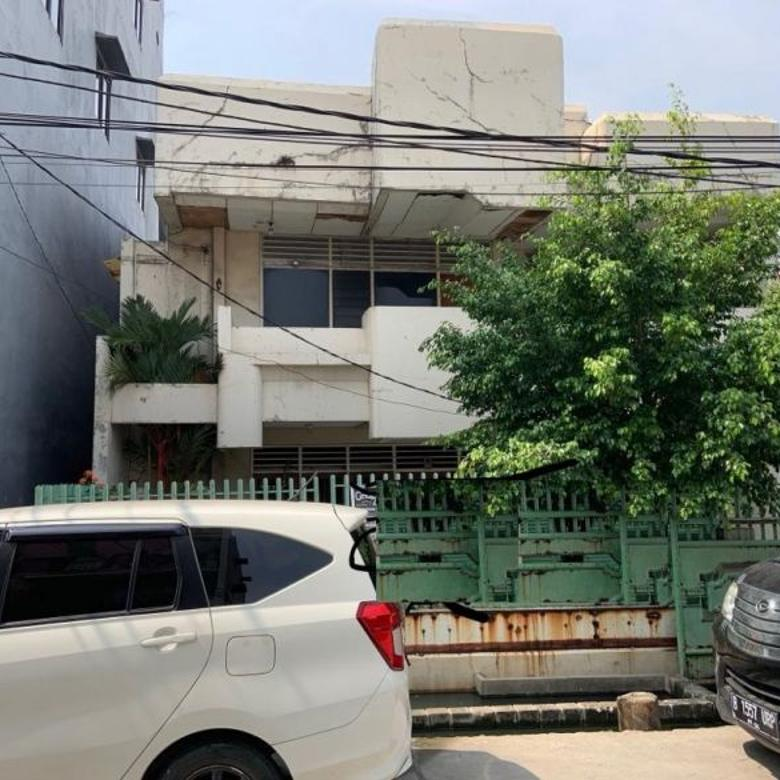 Rumah di jl. Pemandangan 2, Gunung Sahari Jakarta Utara