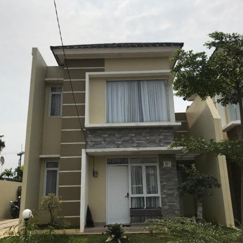 Dijual rumah murah mewah strategis di Cibinong Depok
