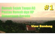 Cluster Murah 2 Lantai dkt Saung Udjo dan Cicaheum View Bandung