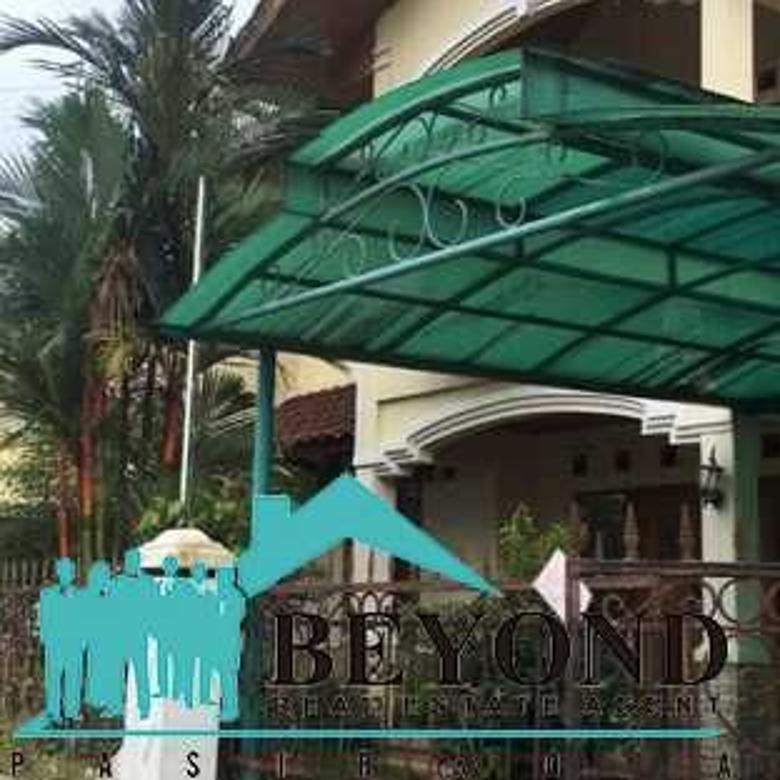 Rumah Terawat di Cipamokolan Bandung, NEGO!