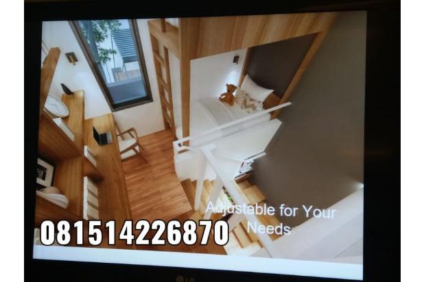 Rp860jt Rumah Dijual