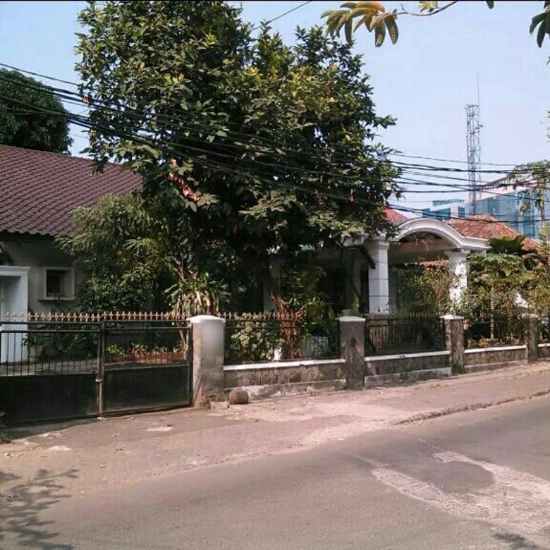 Tanah Strategis Bonus Rumah Di Kawasan Scbd Jakarta Selatan