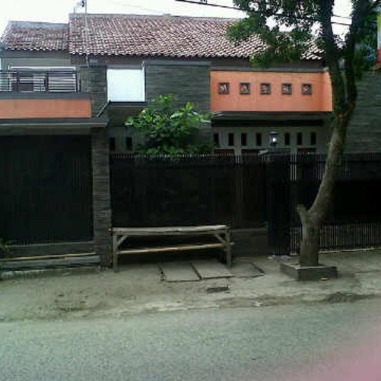 Dijual Rumah Pinggir Jalan Raya Subang di Antapani, Bandung OP761