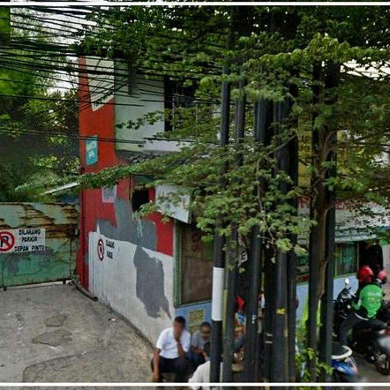 Tanah Pinggir Jalan di RS Fatmawati, Jakarta Selatan