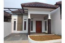Rumah Cluster Siap Huni Murah di Loji, Bogor Barat