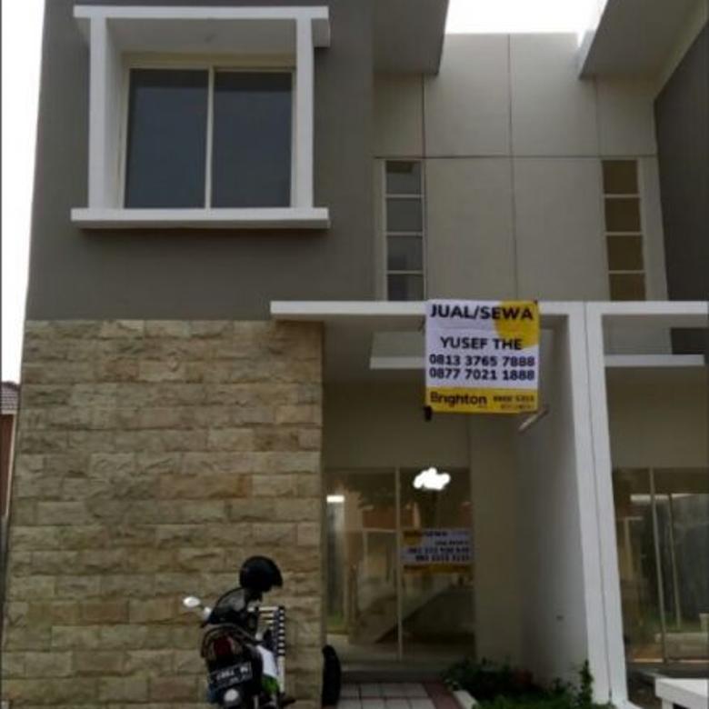 Rumah Baru Cocok Buat Usaha di Puri Surya Jaya