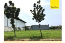 Tanah Industri Hoek Sangat Murah Marunda Center Bekasi