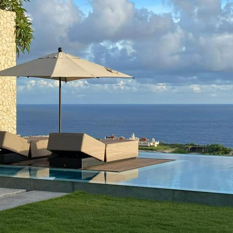 Dijual Villa Mewah Indah dengan Full Unblock Ocean View berlokasi di Pantai Pandawa, Kutuh - Kuta Selatan Bali