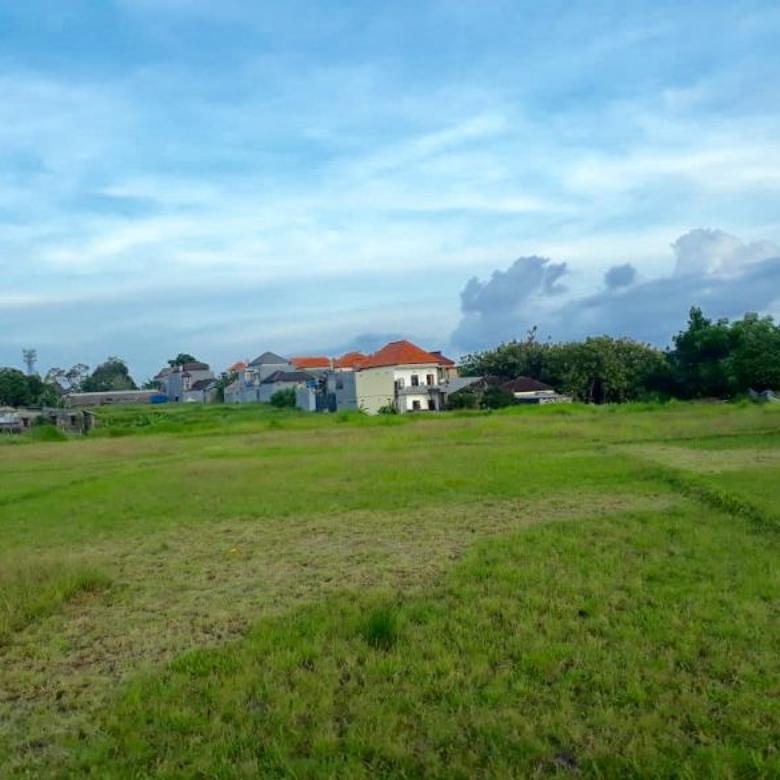 Dijual Tanah Bagus Strategis di Tanah Sampi Bali
