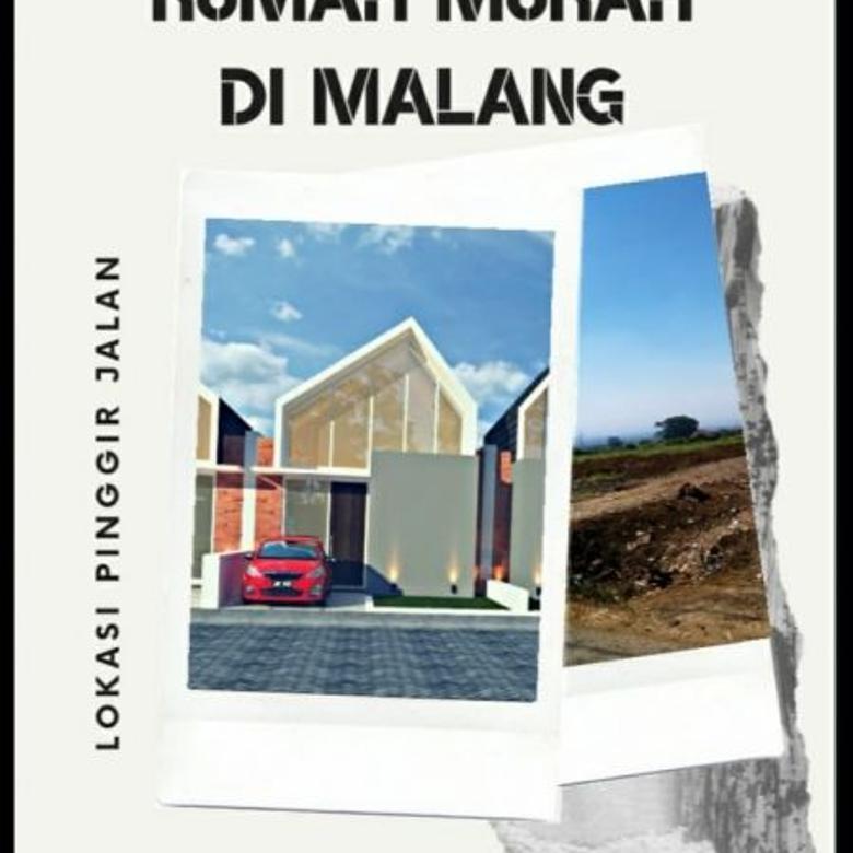 Jual Rumah di Malang Lokasi Strategis Nyaman Harga Murah