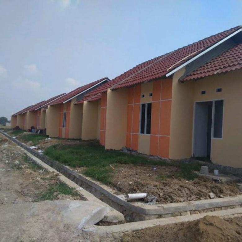 Rumah Subsidi di Babelan DP bisa dicicil