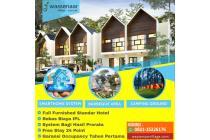 Villa Di Puncak Desain 2 Lt Bonus Kerjasama Condovilla