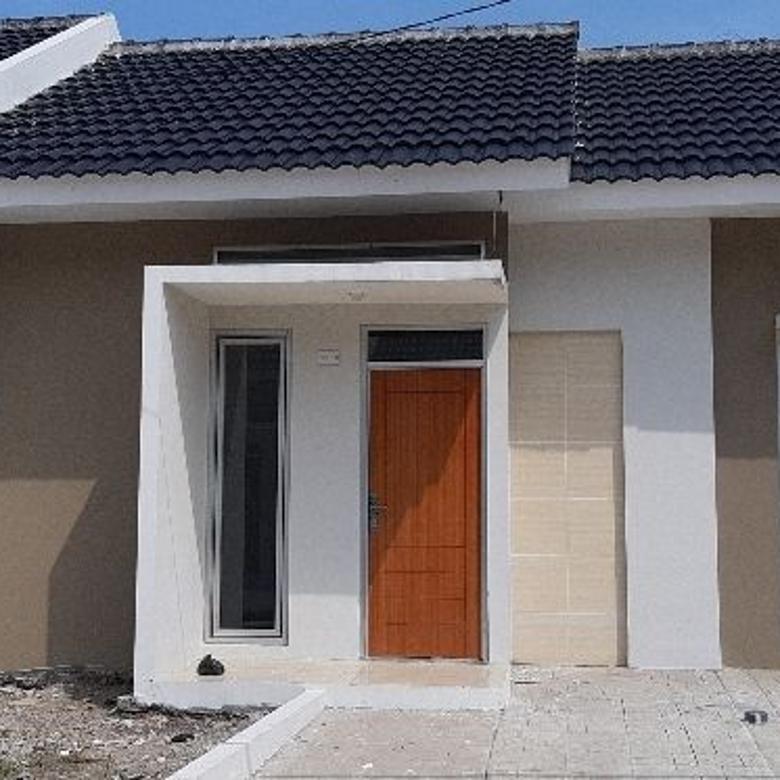 rumah dijual: dp 20% , bi checking bisa diproses di ciwastra
