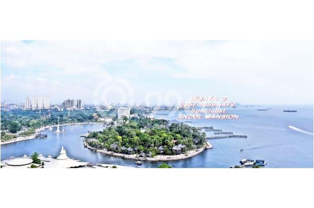 DIJUAL Apartemen  Ancol Mansion Type 1 kmr (View Laut-Jarang ada) 7583442