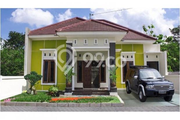 rumah murah siap bangun dengan desain modern rumah dekat