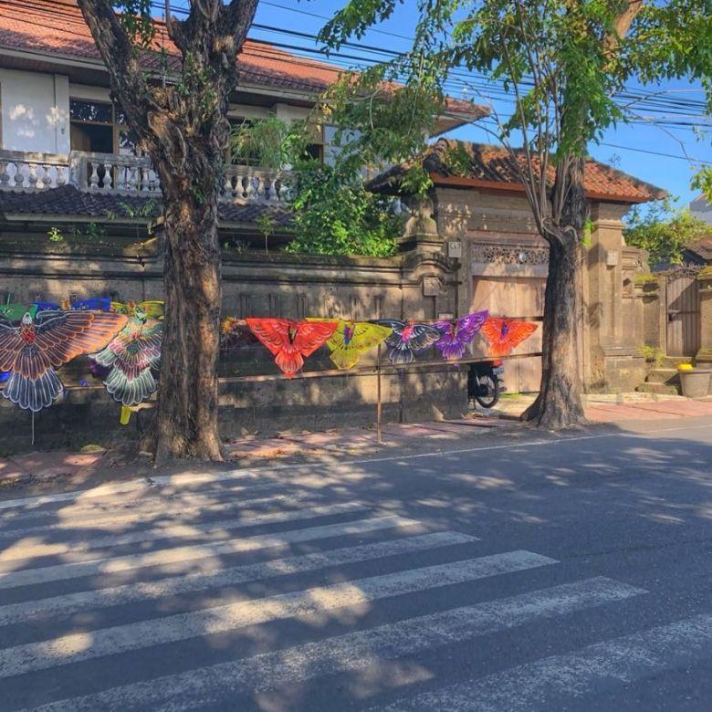 Dijual Rumah Jalan Utama Raya Kuta Bali
