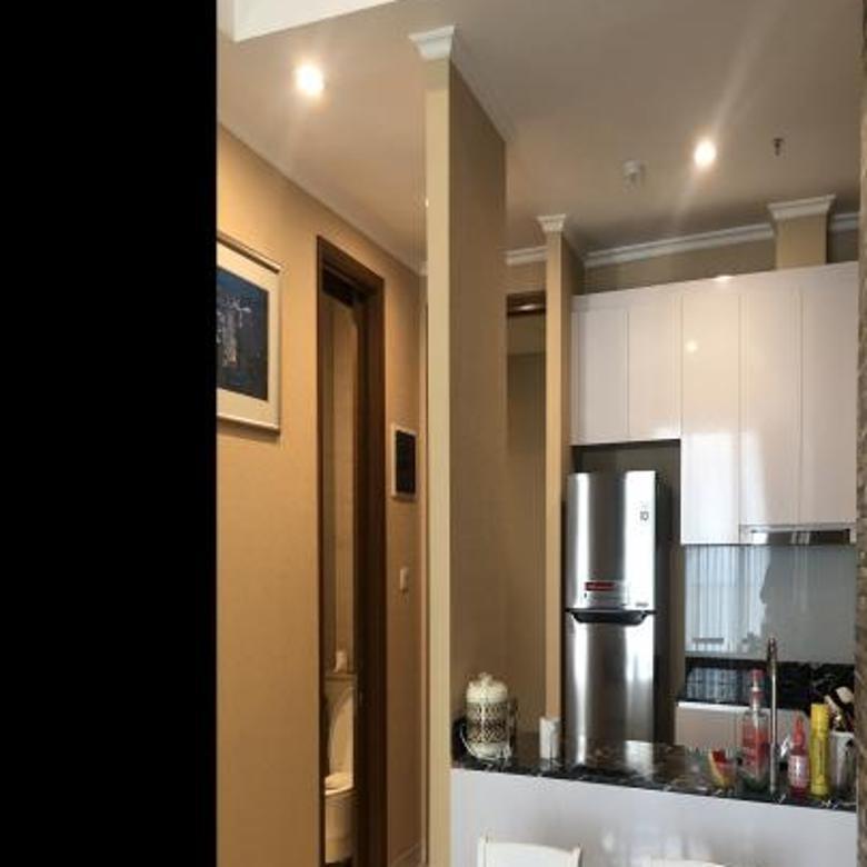 Condominium Taman Anggrek Residences – 2+1 BR 99 m2 Fully Furnished, Best Price